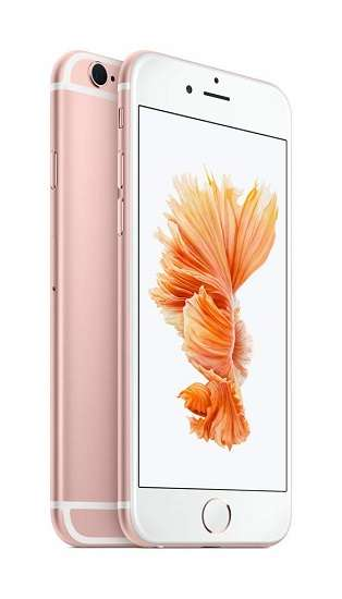 MetroPCS Special Phone Deals - Apple iPhone 6s 32GB Rose Gold $499.99 $29.99 (Save $420)
