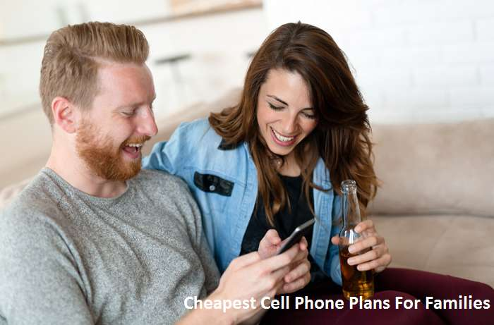 Cheapest Cell Phone Plans For Families