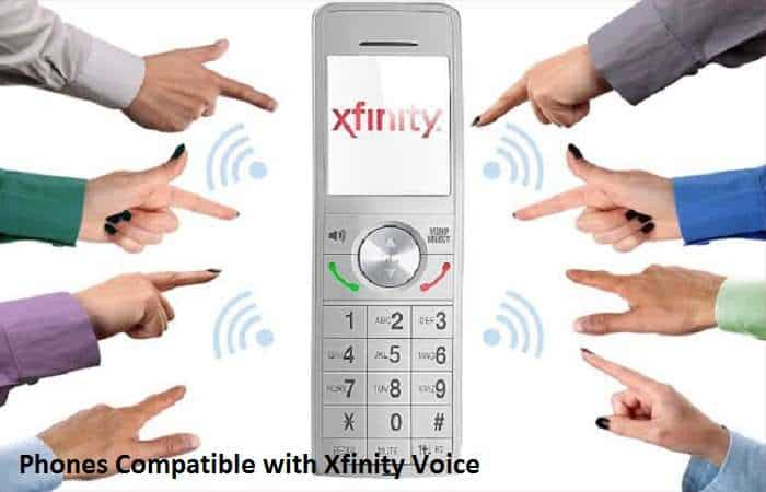 Top 10 Phones Compatible with Xfinity Voice in 2019