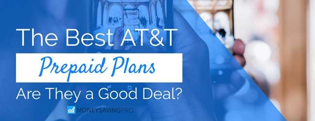 AT&T Deals For Existing Customers - AT&T Prepaid Plan Deals