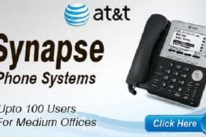 AT&T synapse phone system