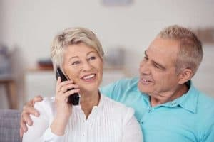 Best aarp landline phones for seniors