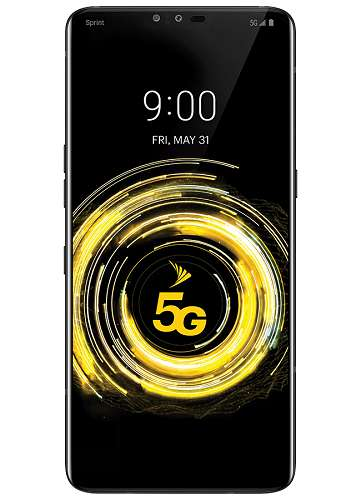 Best sprint phone deals - LG V50 ThinQ 5G