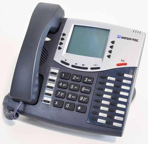 Inter-tel Axxess 550.8560 4-line Phone