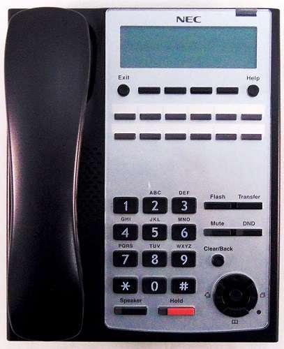 NEC IP4WW-12TXH Single-line Telephone