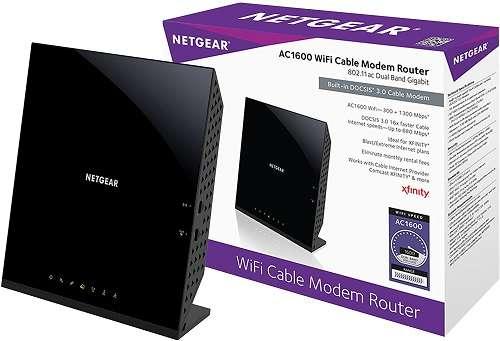 Netgear C6250-100NAS AC1600