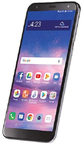 StraightTalk Verizon phones and plans - LG Solo LTE