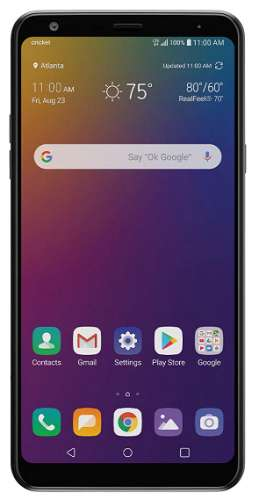 Cricket Wireless free phones with plans - LG Stylo 5