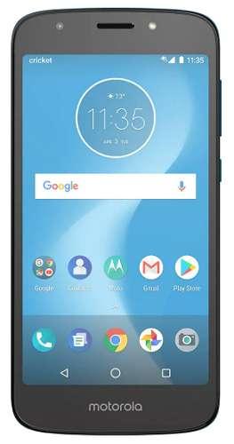 Cricket Wireless free phones with plans - Motorola moto e5 CRUISE