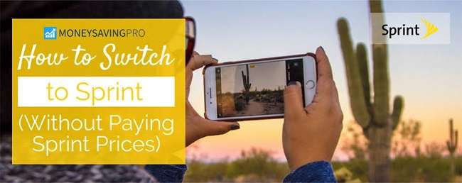 How to switch phone carriers without paying - Switching Deals Offered by Sprint