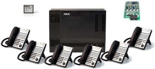 NEC-1100009 Landline Telephone
