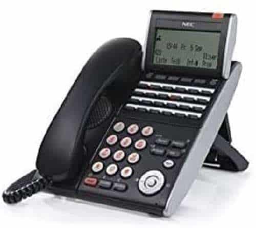NEC DTL-24D-1 (BK) DT330 Digital Phone
