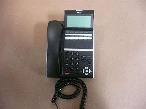 NEC DTZ-12D-3(BK) DT430 Digital Phone