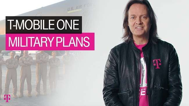 T-Mobile cheapest plan - T-mobile Magenta Military Plans