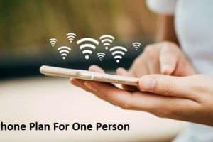 What is the best phone plan for one person