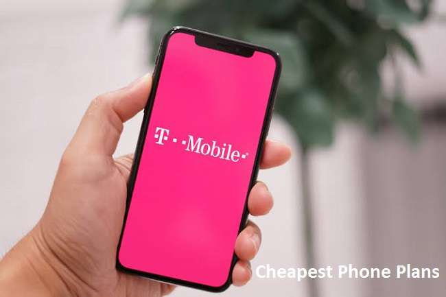 Who has the cheapest phone plans - T-Mobile