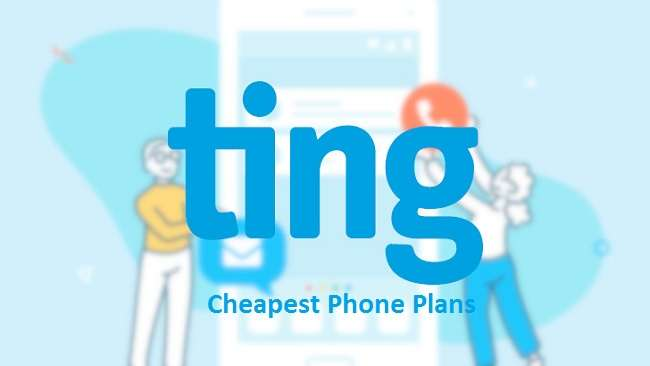 Who has the cheapest phone plans - Ting