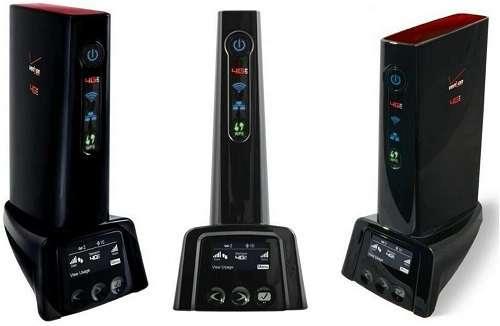 Novatel / Verizon 4G LTE Broadband Router
