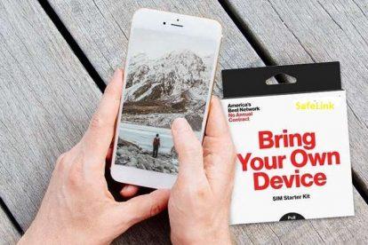 Safelink Bring Your Own Phone