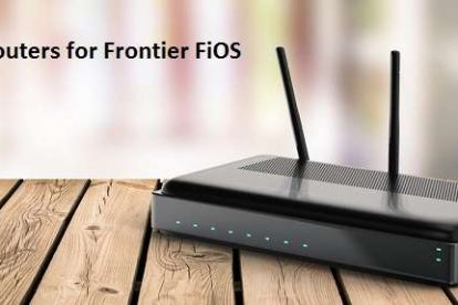 Best Routers For Frontier FiOS