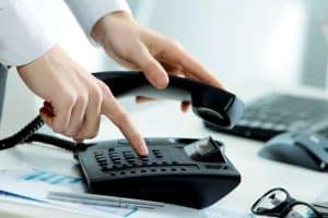 4 line phone system for small business