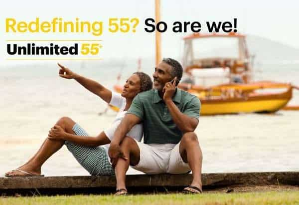 Sprint Unlimited 55+ plan Review