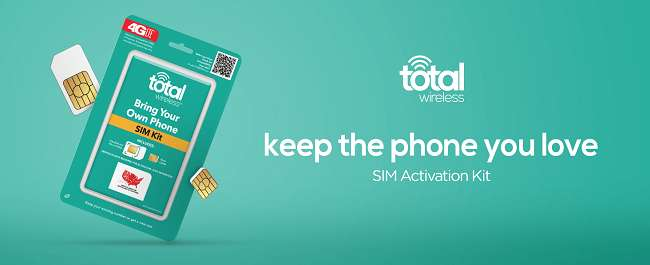Total Wireless Bring Your Own Phone