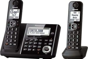 2 Line Cordless Phone System