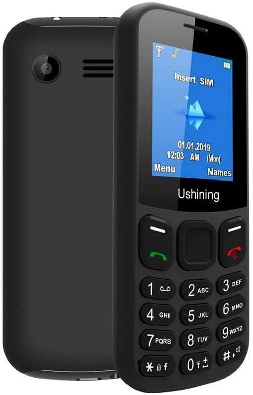 Ushining 2G Senior Unlocked Feature Phone