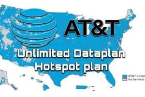 AT&T mobile hotspot unlimited data plans