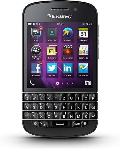 Blackberry Q10 Unlocked Cellphone