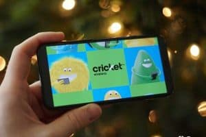 Cricket Wireless phone deals for existing customers