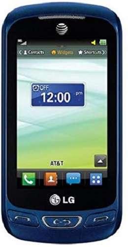 LG Xpression C410 Qwerty Keyboard Slider Cellphone