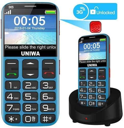 Mosthink Unlocked Cell Phones for Seniors
