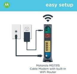 Motorola MG7315 Review
