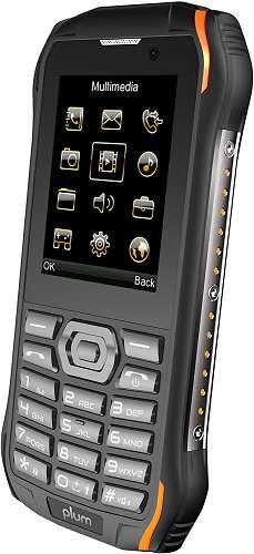 Plum Ram 7-3G Rugged Unlocked Cell Phone