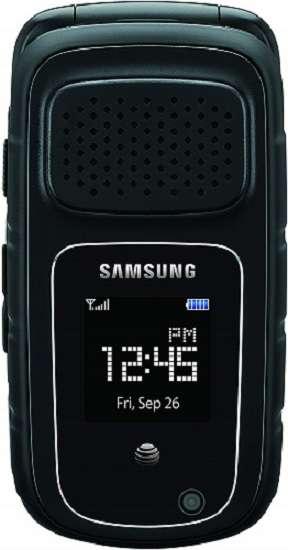 Samsung Rugby 4, Black