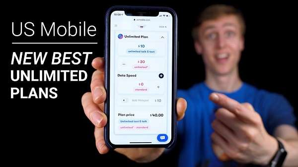 Top 10 cheapest cell phone plans for 2 lines