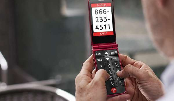 What is the best flip phone for seniors