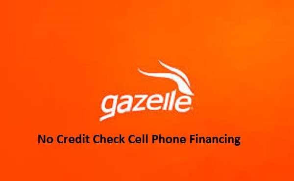No credit check cell phone financing
