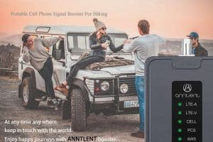 Portable Cell Phone Signal Booster For Hiking
