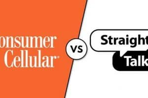 Straight Talk vs Consumer Cellular