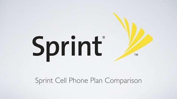 11 Sprint cell phone plans comparison chart