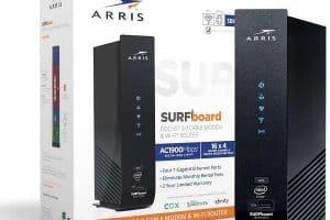 Arris surfboard sbg6950ac2 review