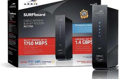 Arris surfboard sbg7580ac review