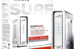 Arris surfboard svg2482ac review