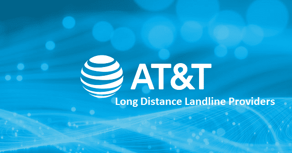 AT &T Long Distance Landline Providers
