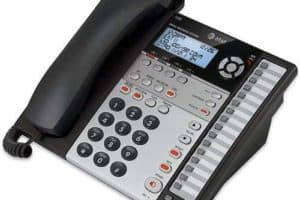 AT&T 1080 4-Line Speakerphone Answering System