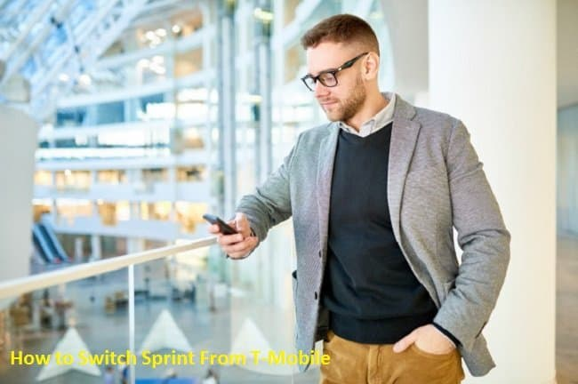 How to Switch Sprint From T-Mobile