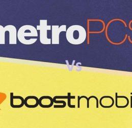 MetroPCS vs Boost Mobile – The Ultimate Battle 2020
